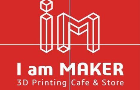ว่างเมื่อไหร่ก็แวะมานะ ^^ I am MAKER 3D Printing Cafe & Store