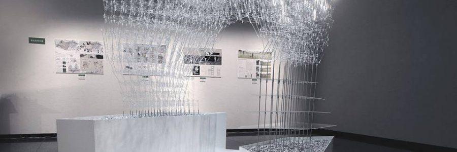 """drawn-in-place"" สถาปัตยกรรมจาก 3D Printing"