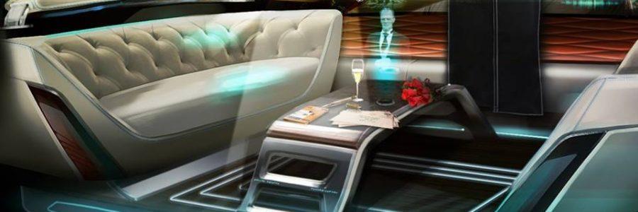 Concept Car แห่งอนาคต จาก Bentley