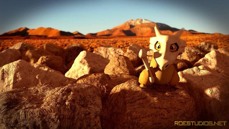 3D Pokemon Models-02