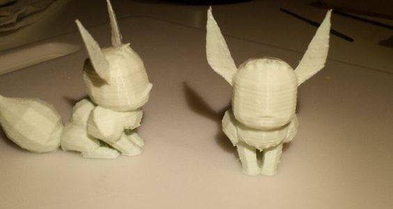 3D Pokemon Models สักตัวมั้ย?