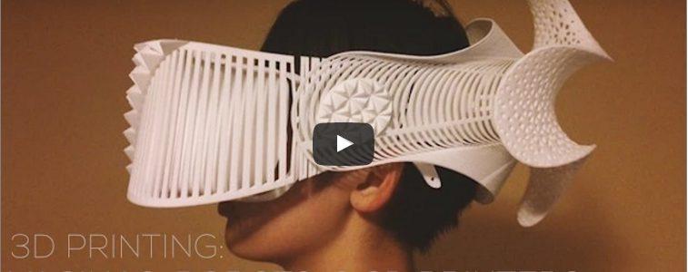 3D Printer ทำอะไรได้มากกว่าที่คุณคิด!!!
