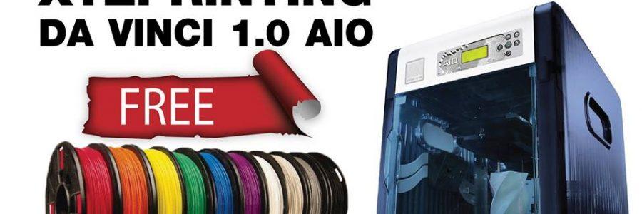 XYZprinting 3D printers รุ่น da Vinci 1.0 AiO