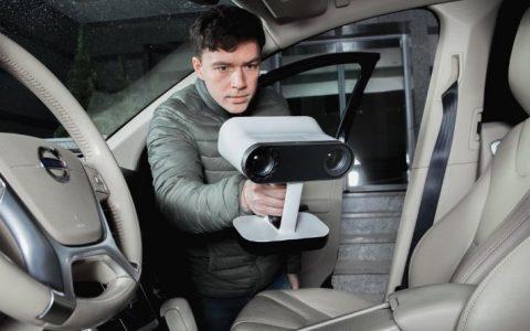 แนะนำ 3D Scanner รุ่นใหม่ Artec 3D Leo: Smart Device All In One