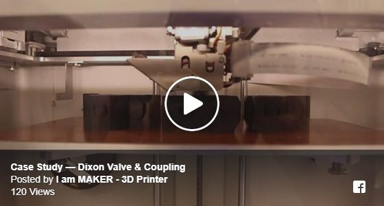 Markforged : VDO Case Study ของบริษัท Dixon