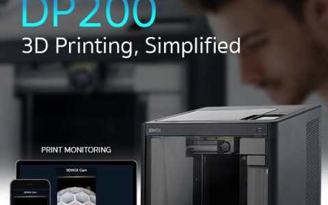 เครื่องพิมพ์สามมิติ SINDOH DP200 คุ้มค่า คุ้มราคา ต้นทุนไม่ถึง 100 บาท
