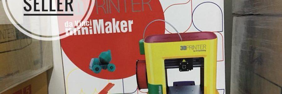 เครื่องพิมพ์สามมิติ Mini Maker